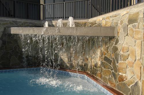 Phoenix I waterfall