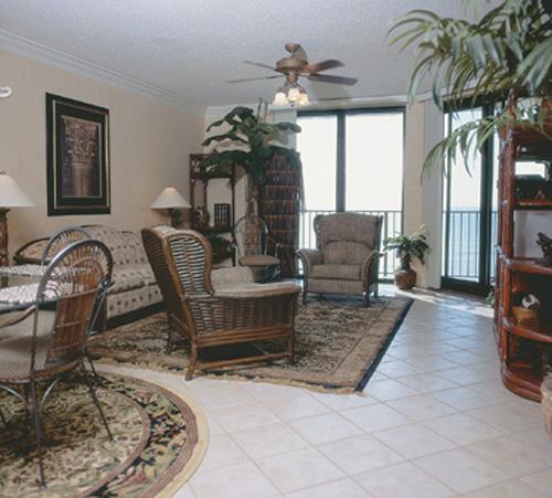 Phoenix X living room