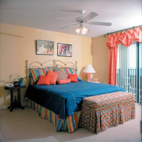 Phoenix V Bedroom