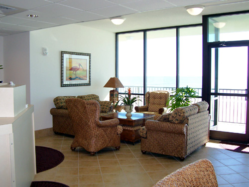 Phoenix All Suites West lobby