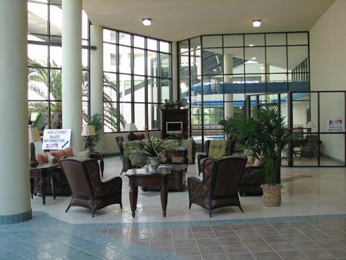 POB II Lobby